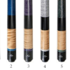 Medici Color Series Pool Cue Identification
