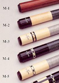 Meucci Series M3 Cue Value