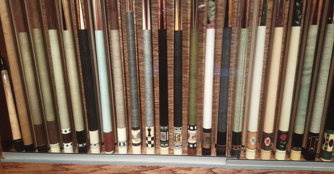 Make, Model, and Value of 1970s Meucci Originals Cue