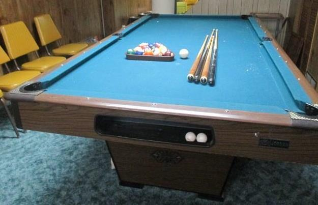 How Much Is A Jordan Pool Table Worth