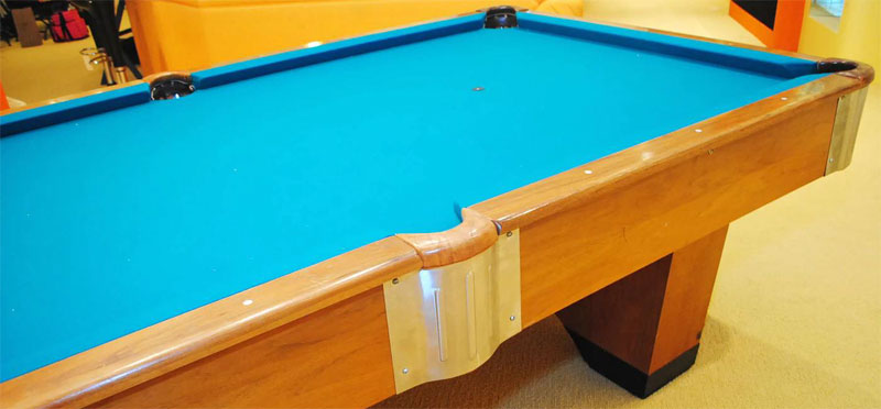 Value Of A Vintage S To S CC Steepleton Pool Table - Steepleton pool table