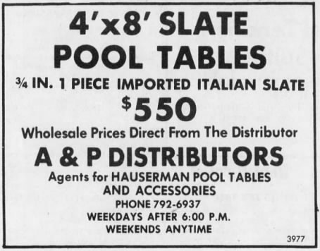 1976-10-06-hauserman-pool-tables-ad.png
