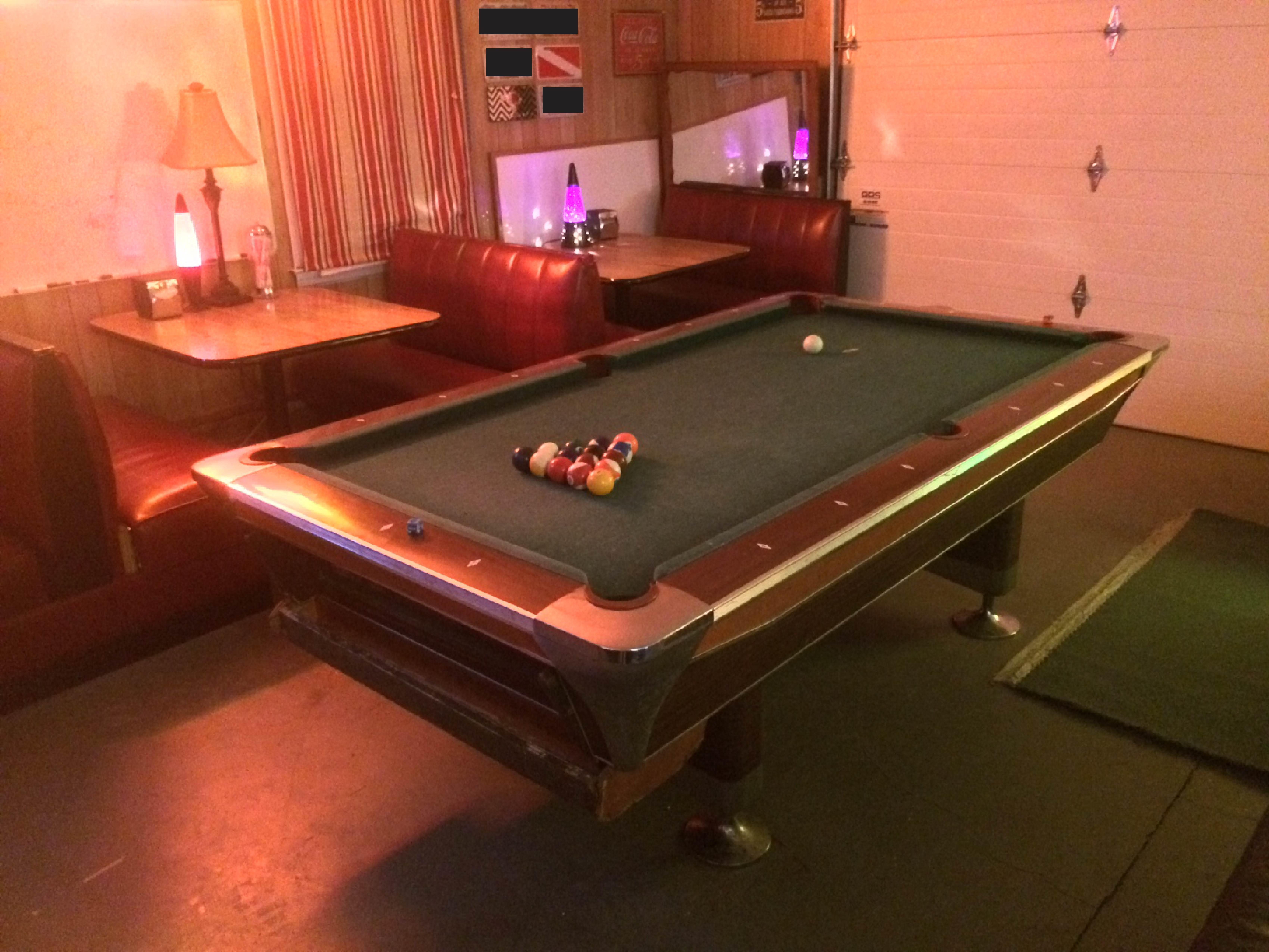 Fischer Empress Ninety Two Cushion Profile - How to install pool table felt