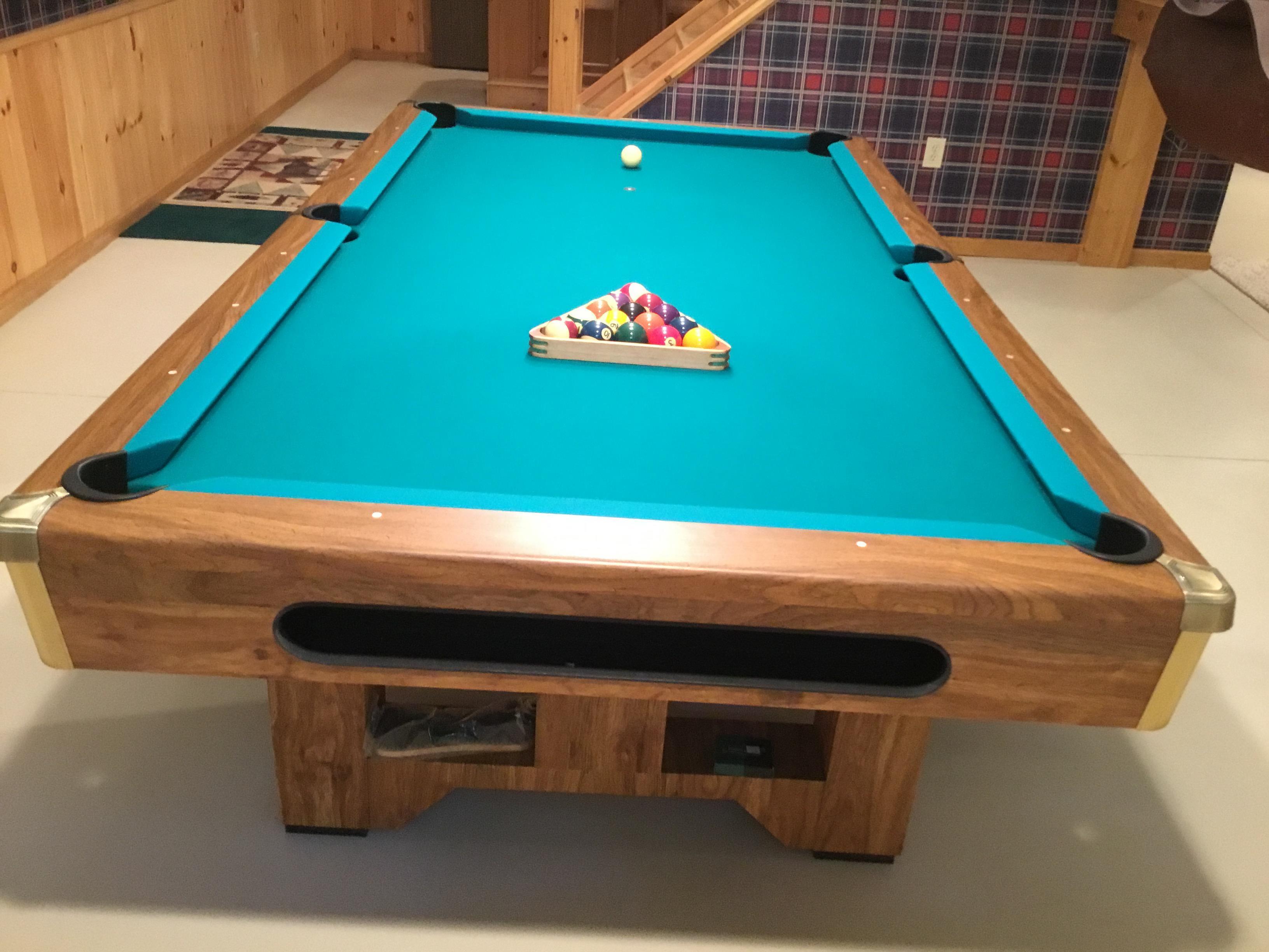 Brunswick Brighton Pool Table - Brunswick brighton pool table