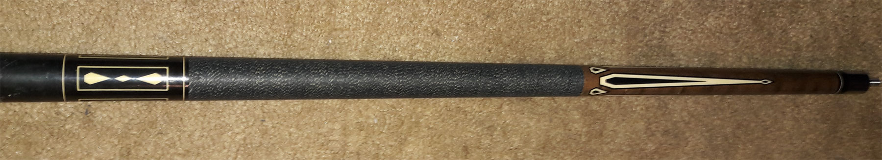 Mali pool cue identification 2