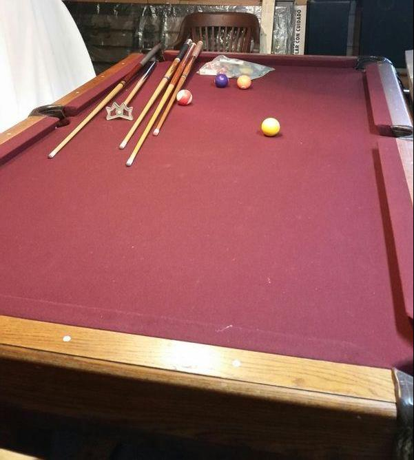 Olhausen Pool Table Identification Images Identify An - Pool table identification