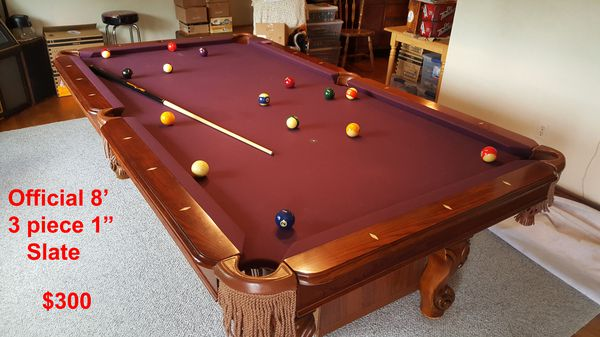 reviews of beringer pool table quality