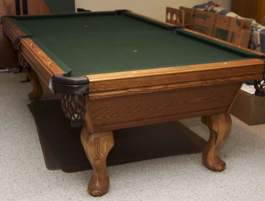Olhausen Pool Table Model