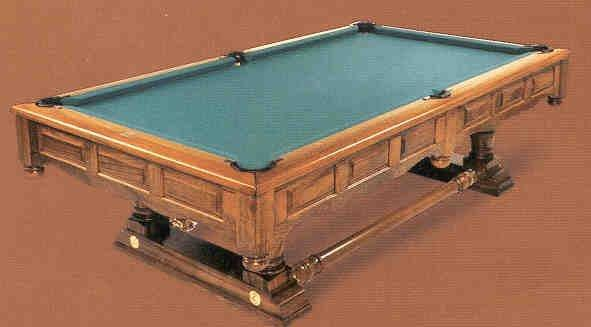 Attirant Brunswick Prestige Pool Table