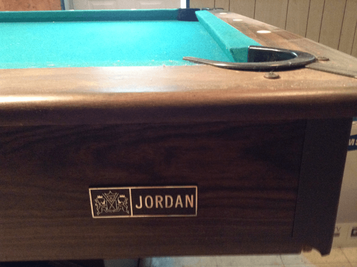How Much Is A Jordan Pool Table Worth - How much is my pool table worth