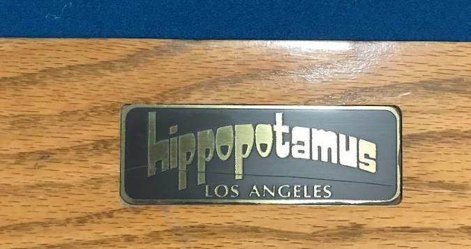 Info On The Hippopotamus Brand Pool Tables - Hippopotamus pool table