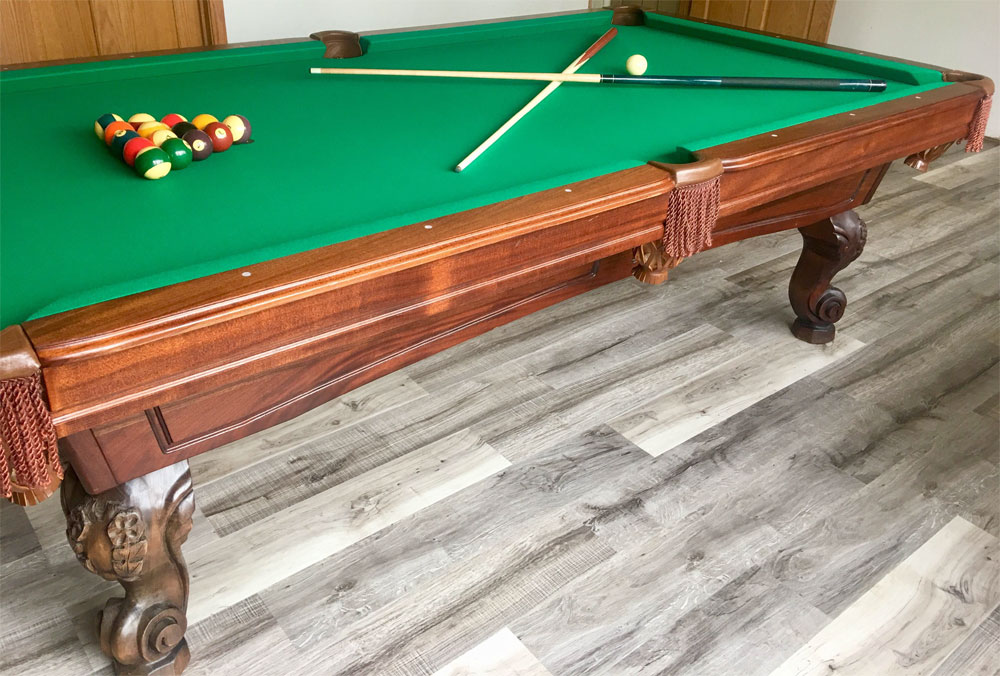 Gandy Pool Table Model - Gandy pool table