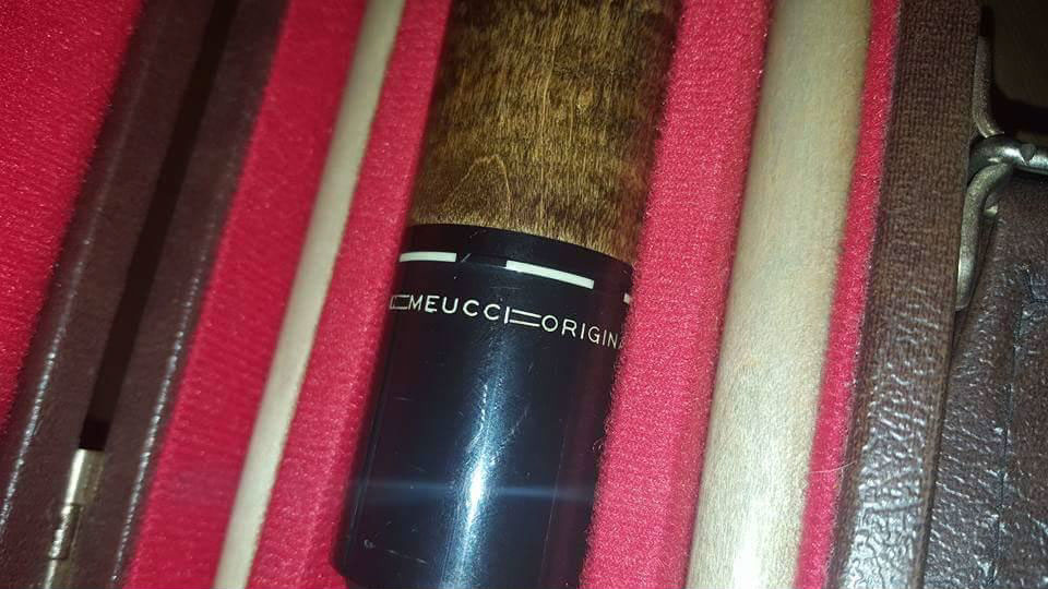 How Old is This Meucci Originals Pool Cue?