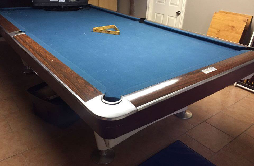 Terrific Is This A Brunswick Gold Crown Pool Table Download Free Architecture Designs Scobabritishbridgeorg