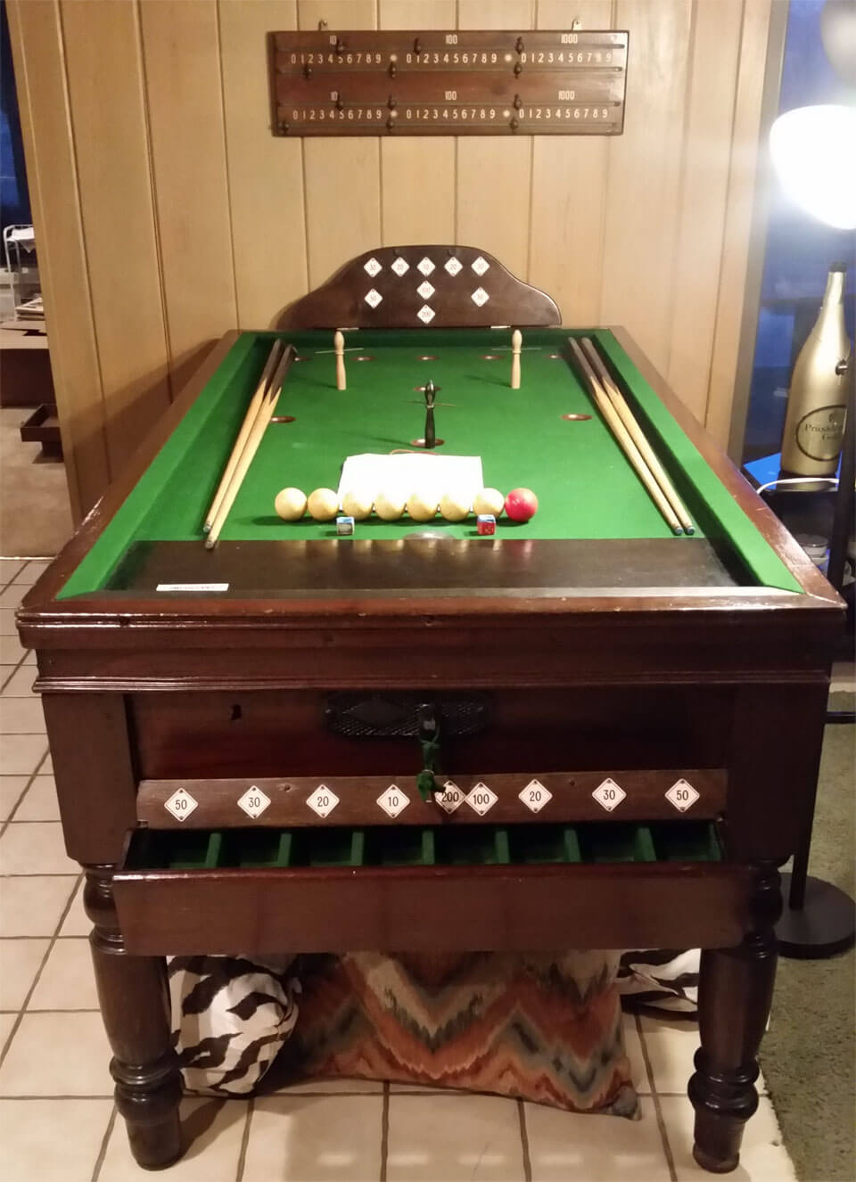pub pool table for sale essex