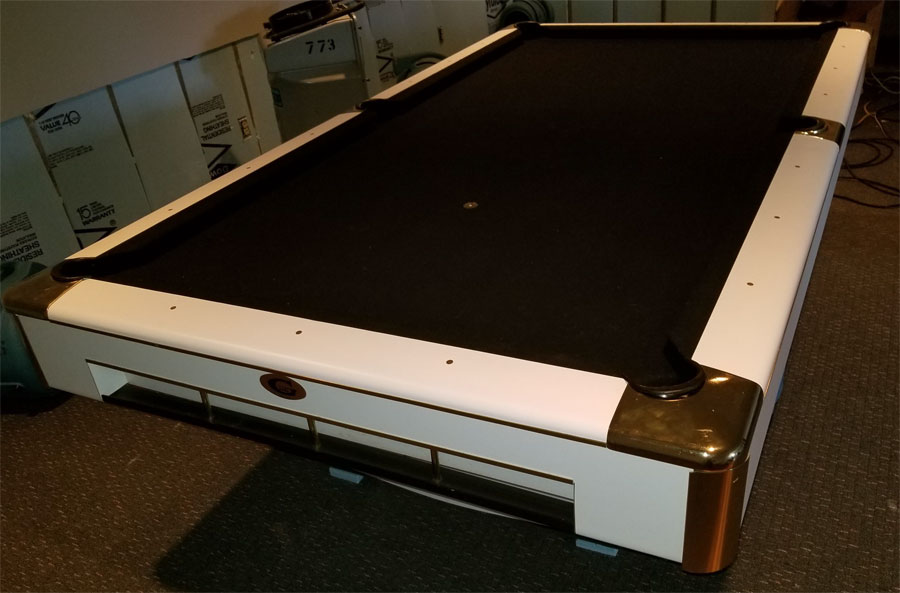 S Gandy Big G Pool Table Value - Gandy pool table