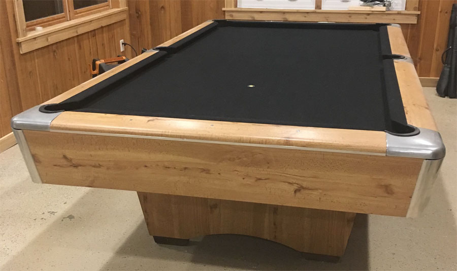 Pool Table From The Kentucky Classic Played On By Steve - Steve mizerak pool table