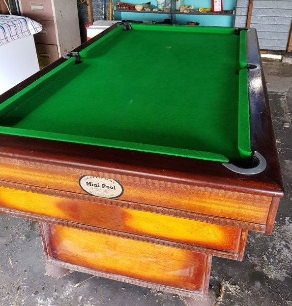 Is An Old Slate Pool Table Better Than A New Mdf One - Is A Slate Pool Table Better
