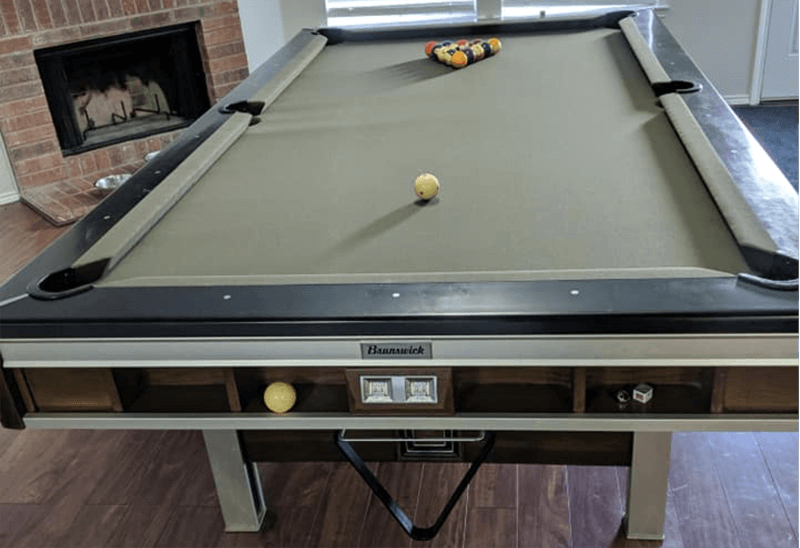 Identify This Brunswick 8ft Pool Table - How To Identify A Brunswick Pool Table