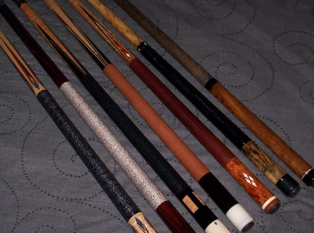 What Brand Of Pool Cue Do You Play With