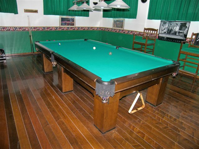 what is a good size pool table 3