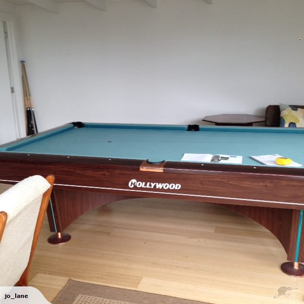 What Brand And Model Pool Table Is This - Moving a pool table in one piece