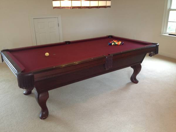 Advice Needed For Purchasing My First Used Pool Table - Move my pool table