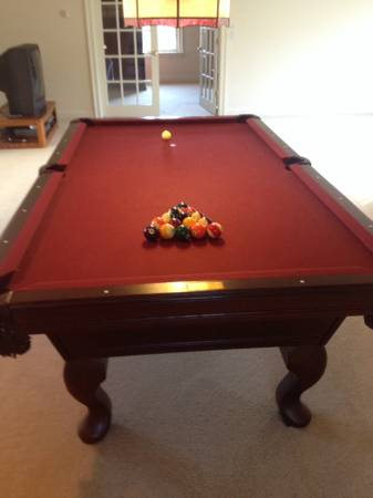 Advice Needed for Purchasing My First Used Pool Table