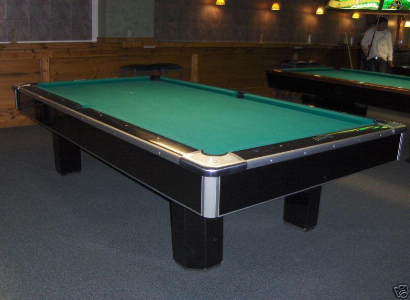 Billiards forum amf or brunswick pool table for Brunswick pool