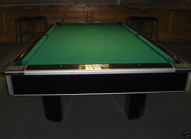 Billiards Forum Amf Or Brunswick Pool Table