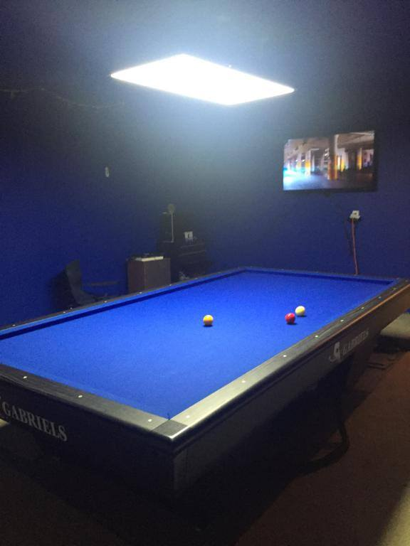 LED Panel Lights For Ft Pool And Billiard Tables - Pool table light installation