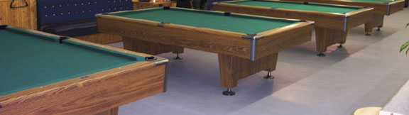 In Their Day, A Lot Of Prominent Pool Halls Used Kasson Vermillion Pool  Tabes. Full Splice In WA Had Lots Of Them: