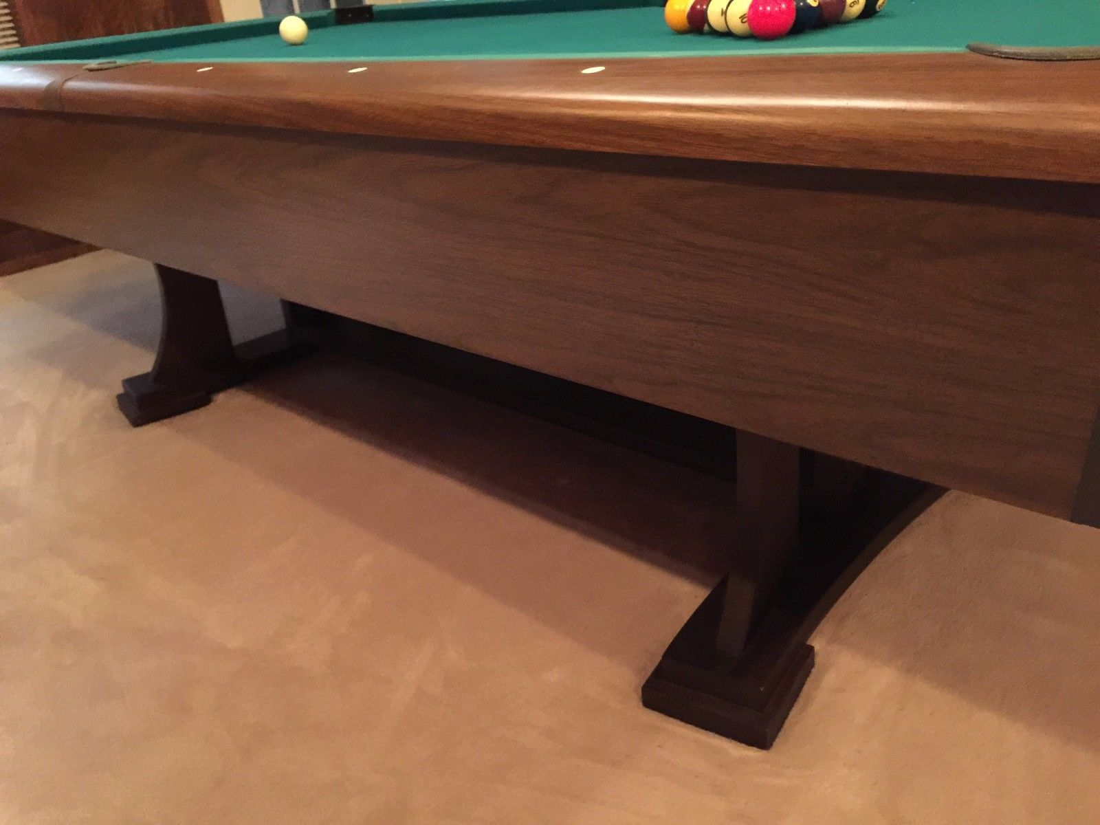 Identify Brand Of 1972 Pool Table Model 60 40398 R