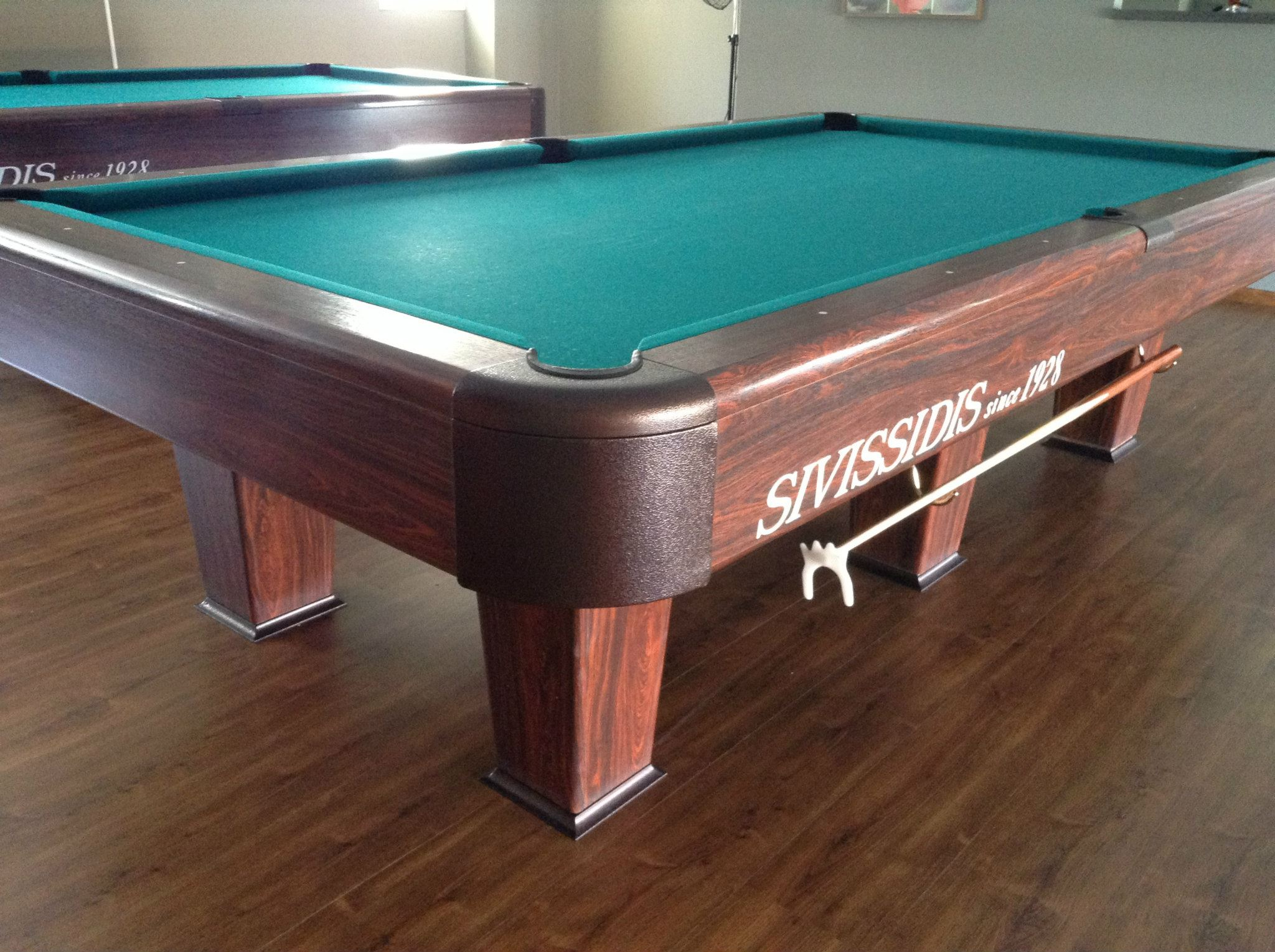 pool table identification pallas billiards