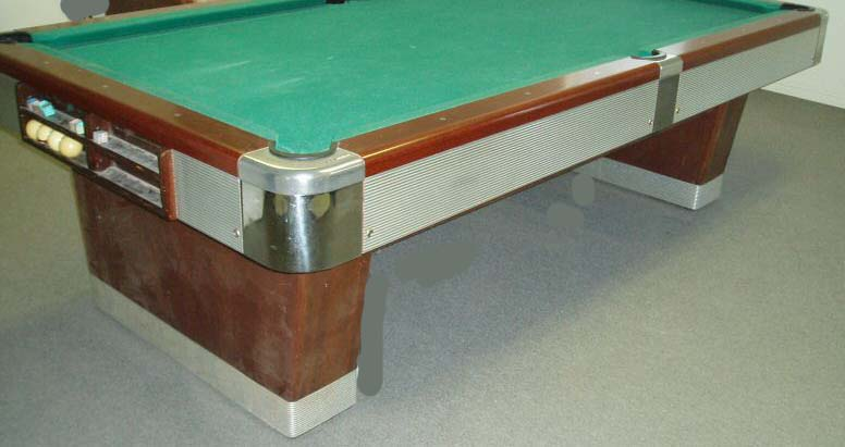 Victor pool table for 1 inch slate pool table