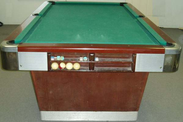 Victor Pool Table - Mosconi pool table