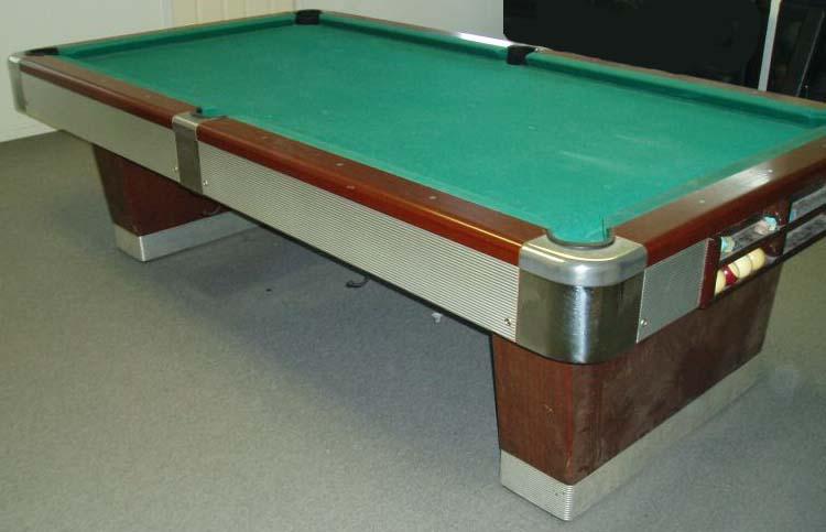 Victor Pool Table - Ballard pool table
