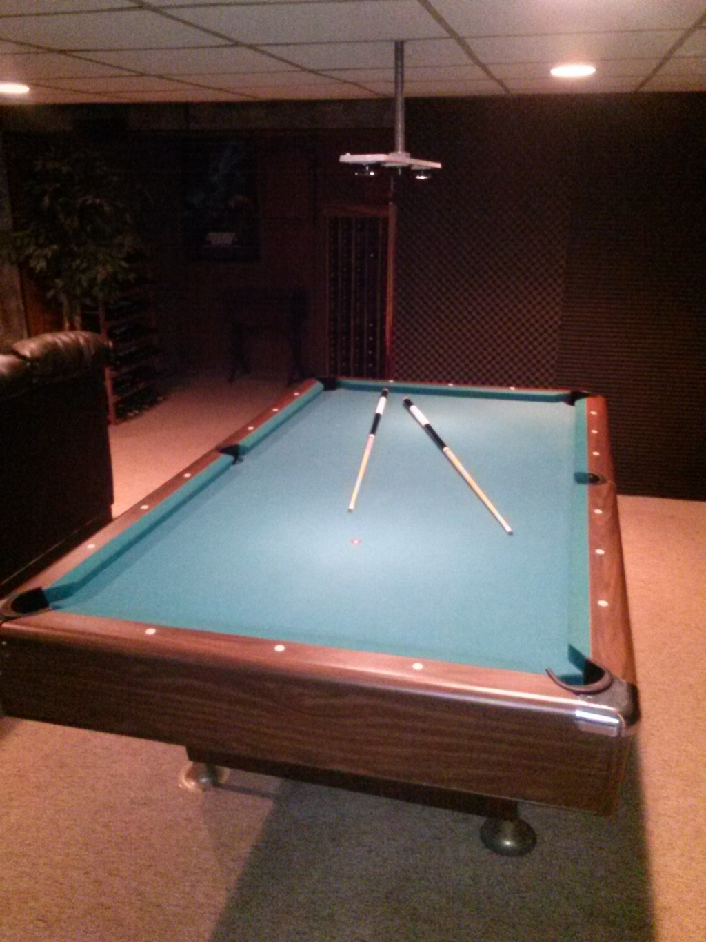 Corner Caps For Chief Productions Pool Table 55744