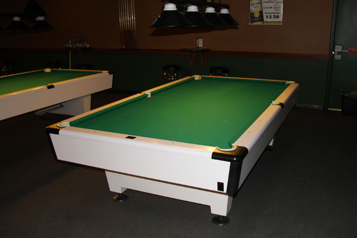 How Much Are Commercial Kasson Pool Tables Worth - 8ft kasson pool table