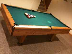 Kasson Pool Tables Website Images Kasson Pool Tables Pool - 8ft kasson pool table