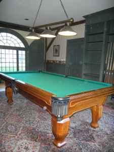 Brunswick Madison Variations - Brunswick madison pool table