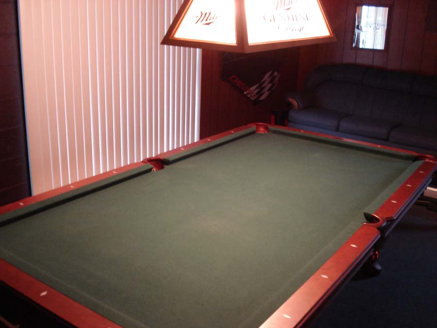 Billiard Lights Above Pool Table Lamp