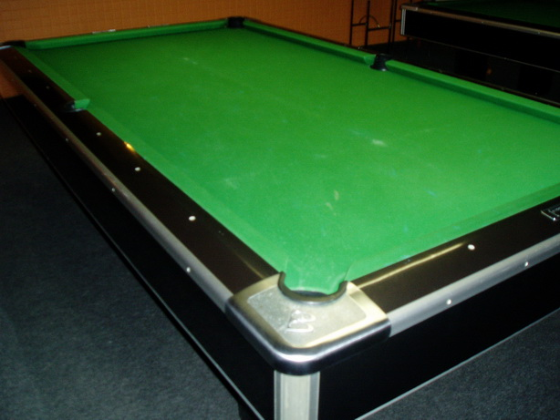 Brunswick pool table identification for Brunswick pool