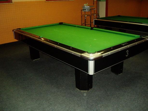Brunswick Pool Table Identification