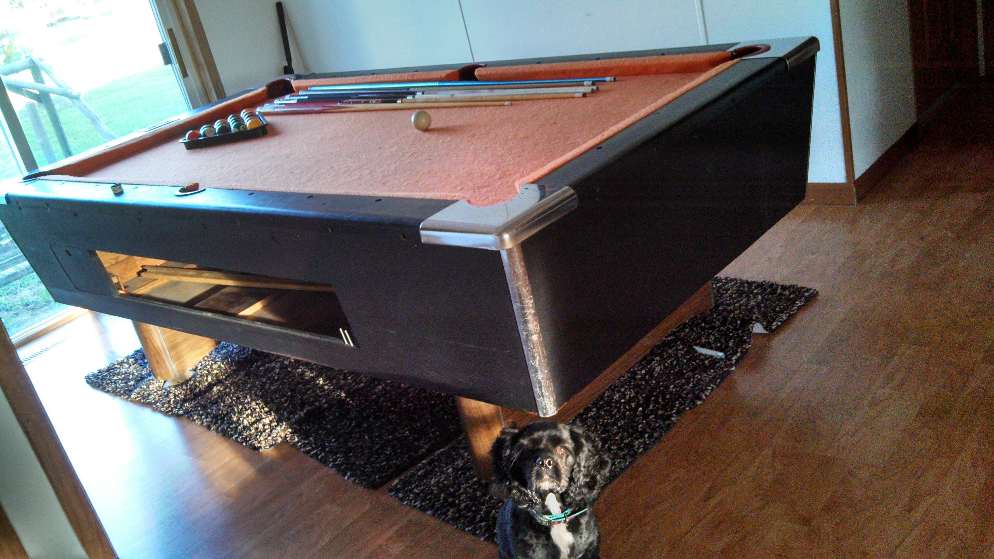 US Billiards Inc Pool Table Model Help - Pool table help