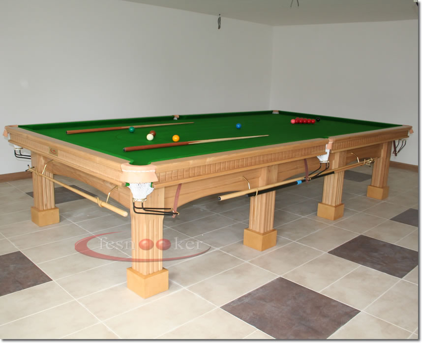 Pool Table Permanently On Casters