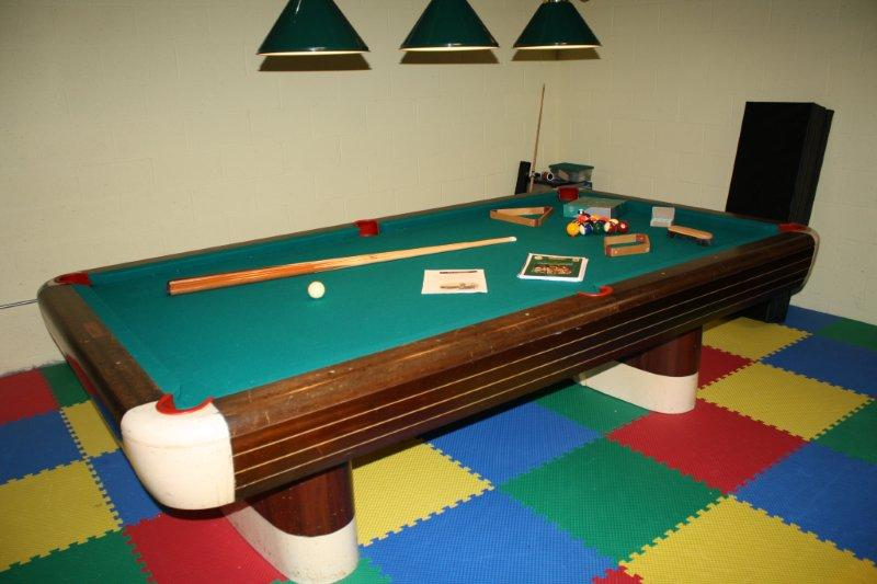 1947 brunswick anniversary pool table for sale in erie pa - Pool table supplies near me ...