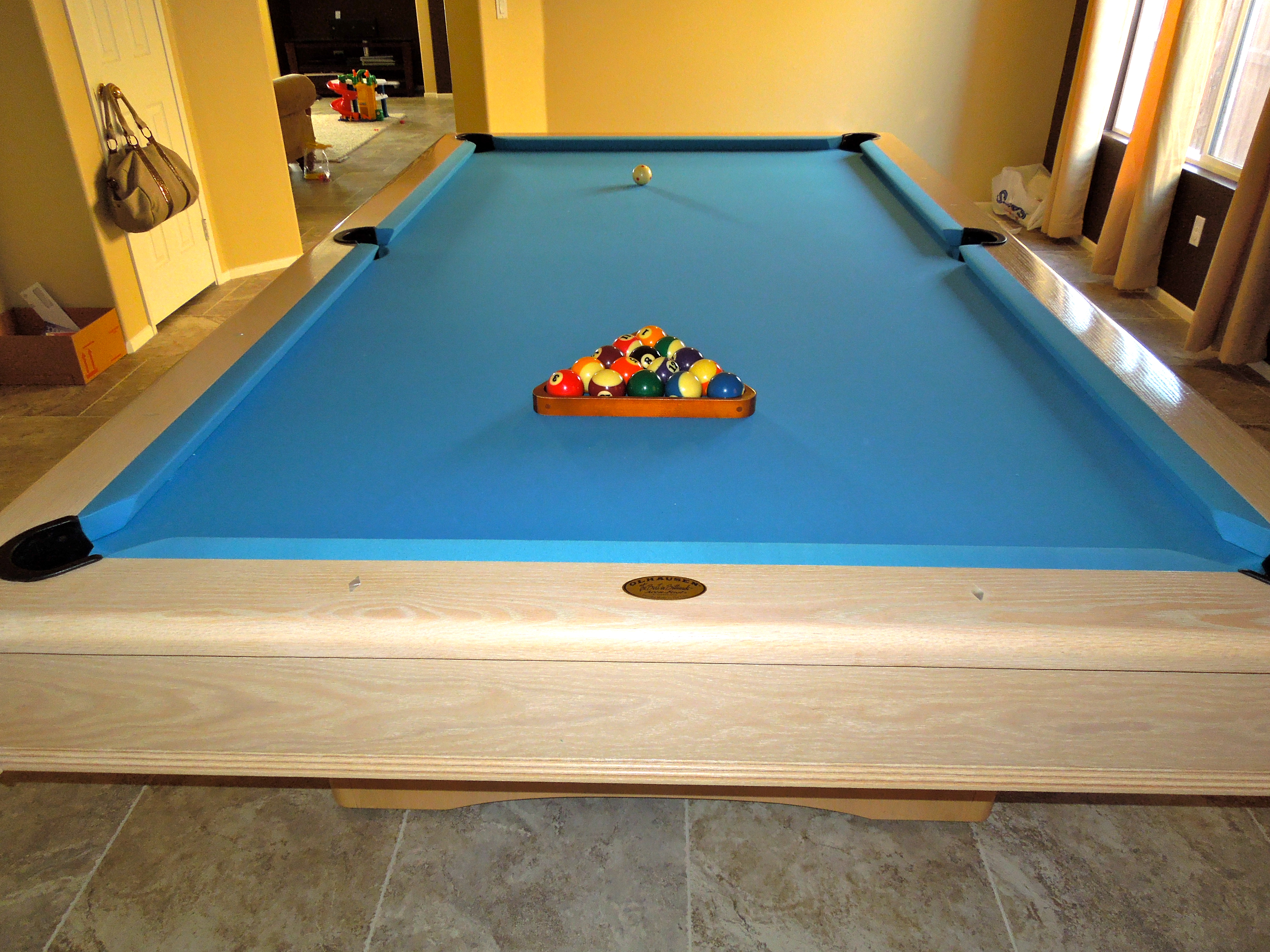 Olhausen Pool Table For Sale   Photo 1 ...