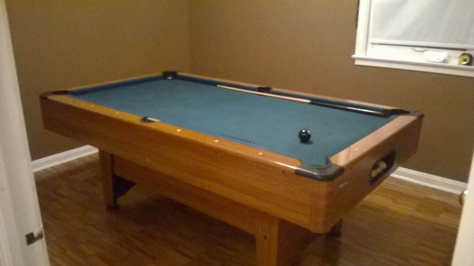 New Felt For Mizerak Pool Table - How to put felt on a pool table