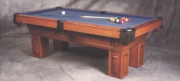 Victoria Pool Table Brand - 7 inch pool table